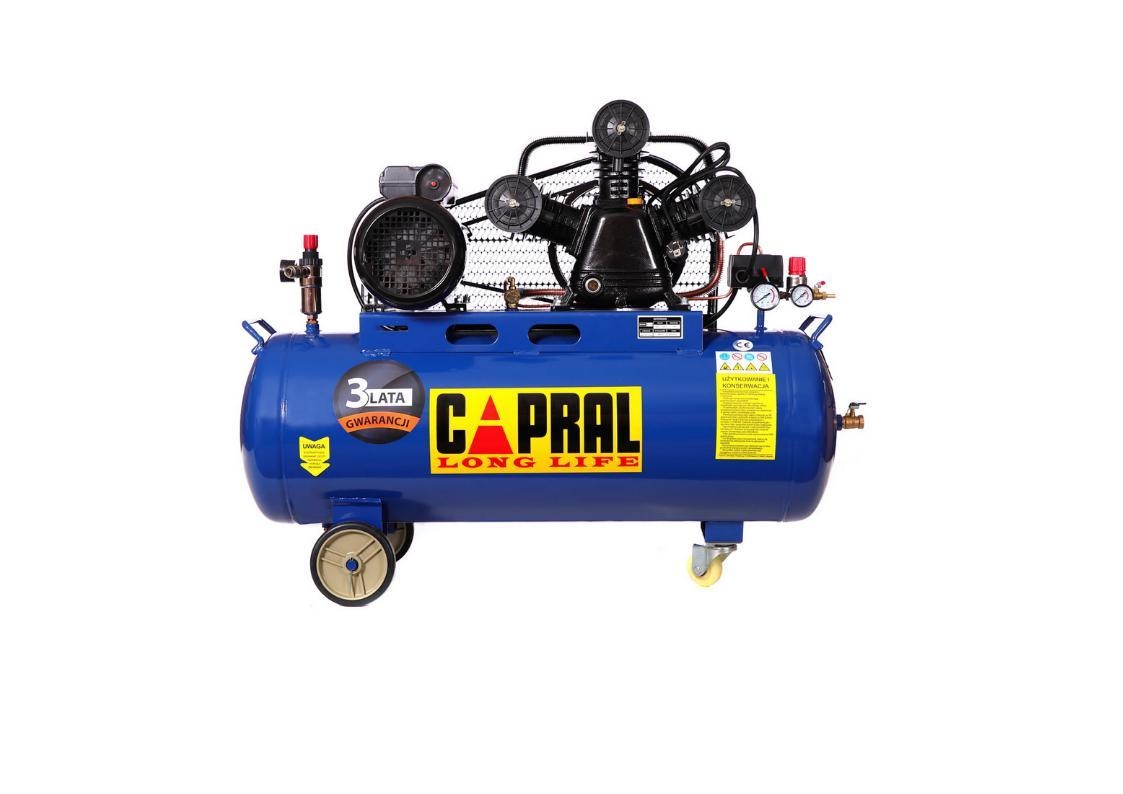 Sprężarka Metabo Capral 3065D