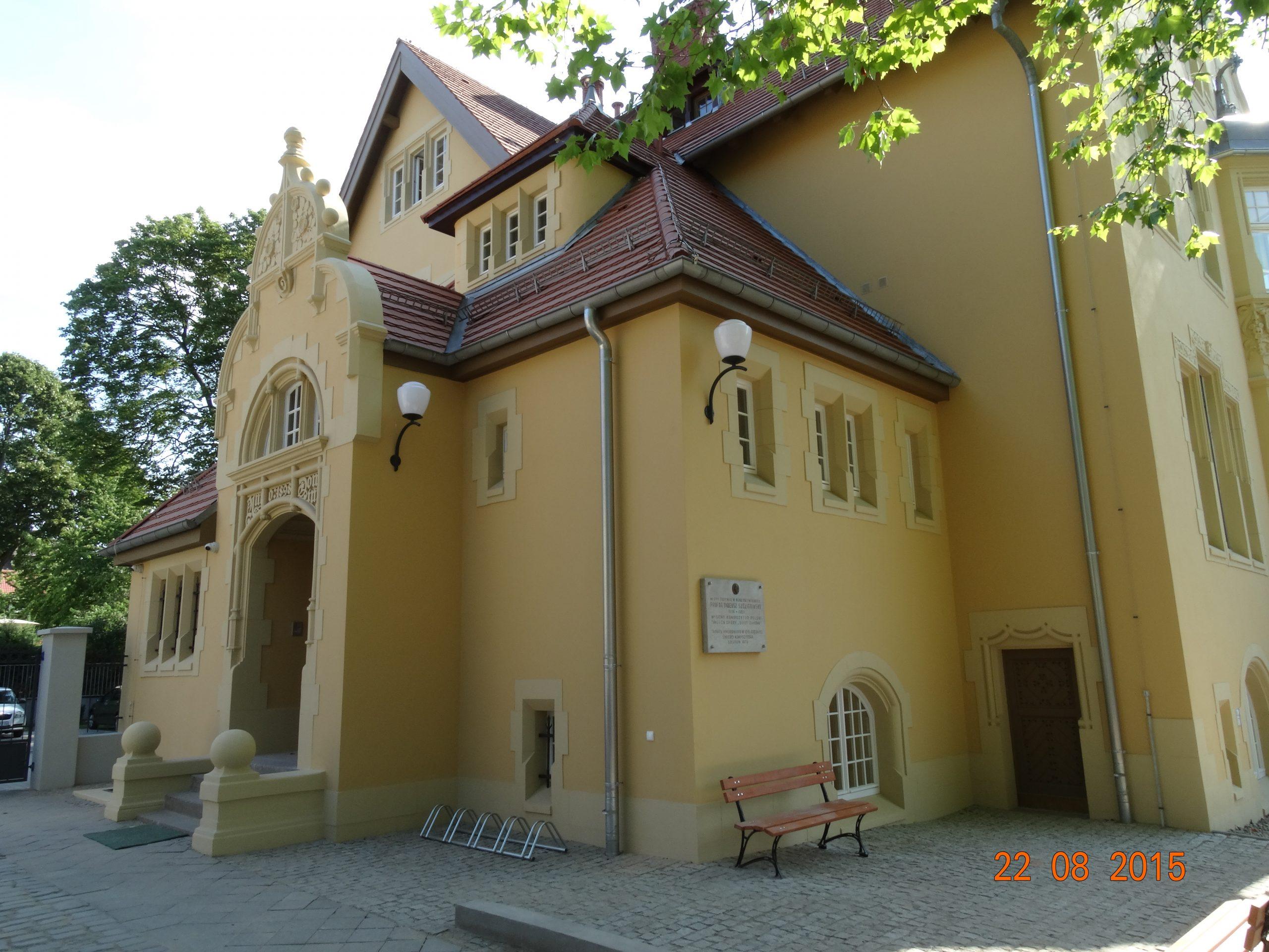 konserwacja zabytków szczecin