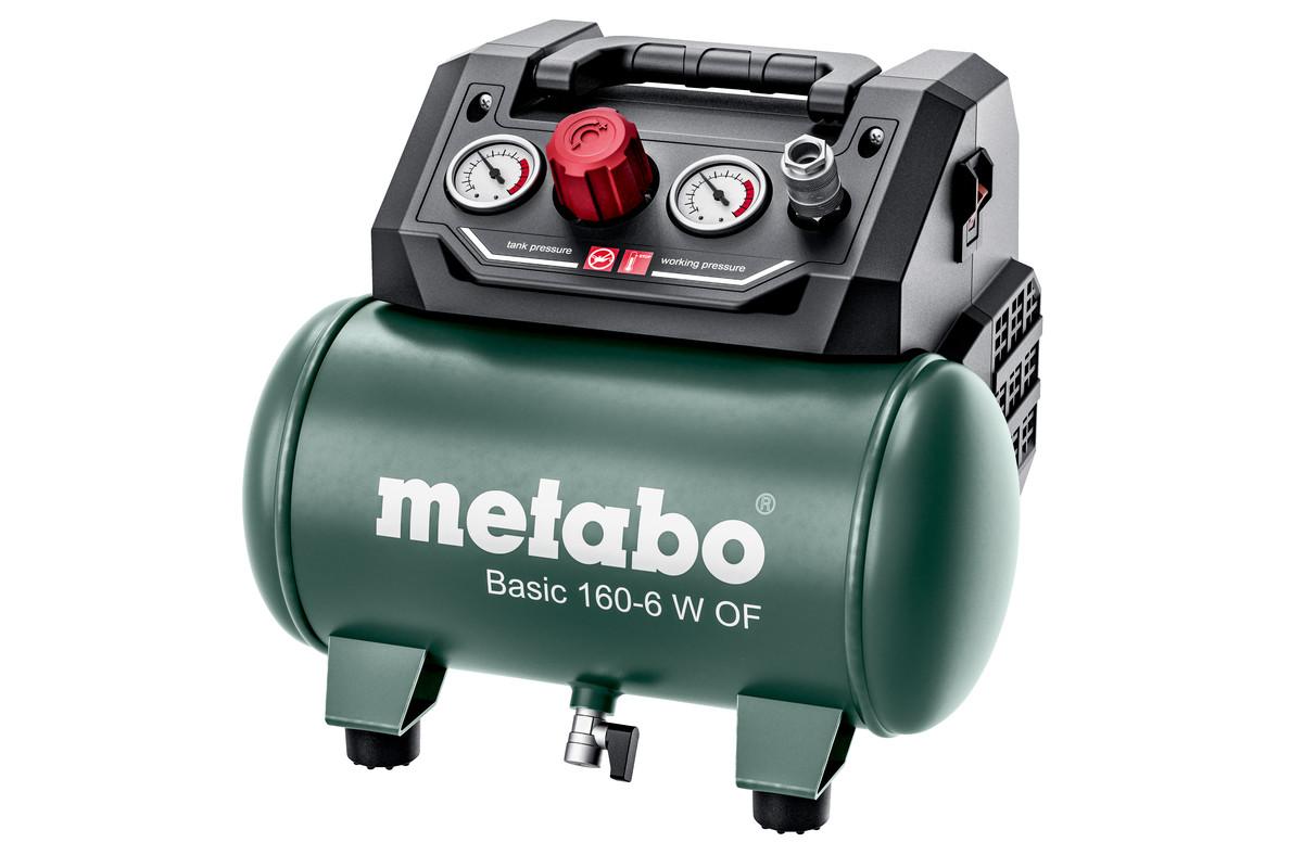Sprężarka metabo basic 160-6 WO F